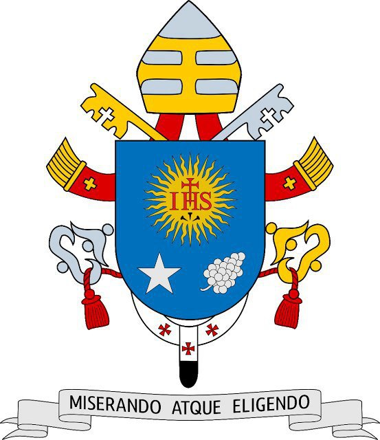 Escudo Papa Francisco